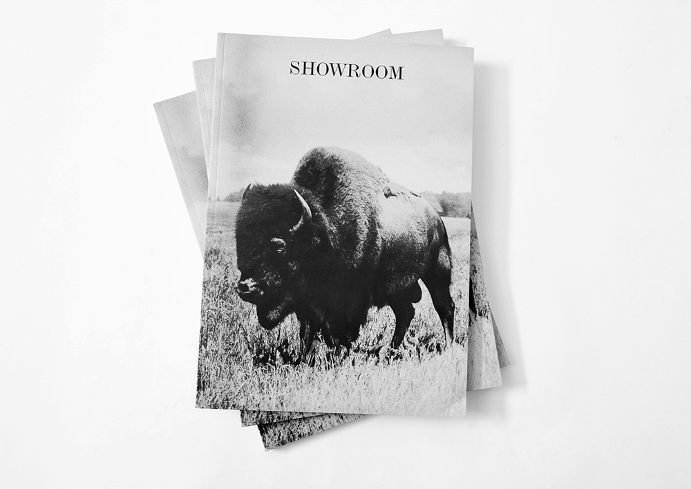 Showroom Publication Vol.1
